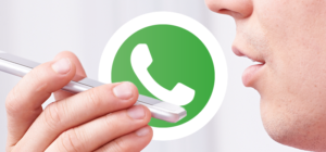 Atualização do WhatsApp Permite enviar áudios mais longos